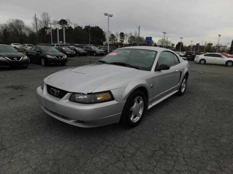 2004 Ford Mustang for sale at Paniagua Auto Mall in Dalton GA