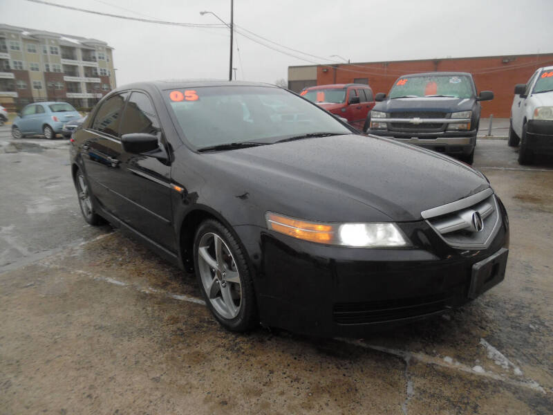 2005 Acura TL for sale at VEST AUTO SALES in Kansas City MO