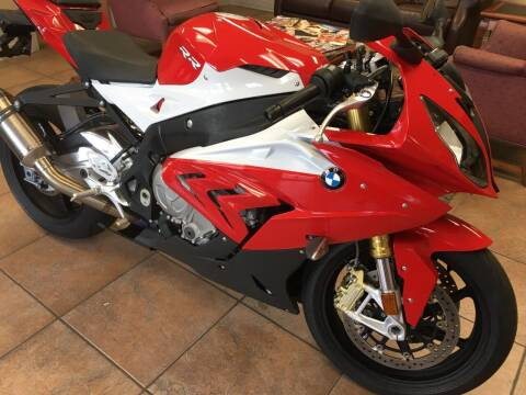 2015 BMW S1000RR for sale at Highlands Luxury Cars, Inc. in Marietta GA