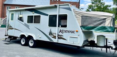 2010 Dutchmen Kodiak Express 235