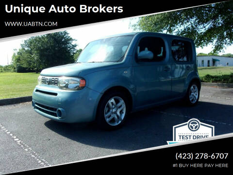 2009 Nissan cube for sale at Unique Auto Brokers in Kingsport TN