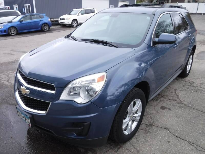 2011 Chevrolet Equinox for sale at J & K Auto - J and K in Saint Bonifacius MN