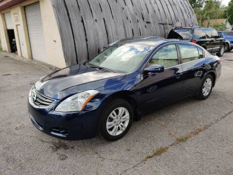 2011 Nissan Altima for sale at Advance Import in Tampa FL