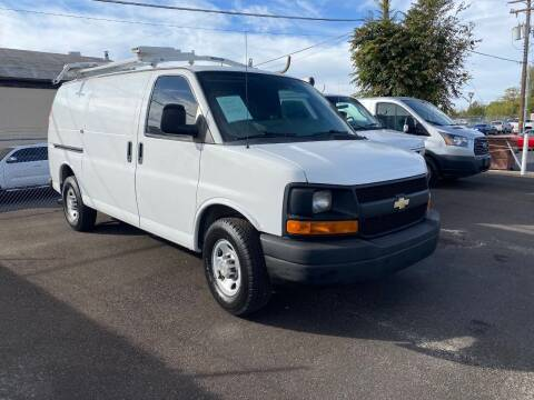 2012 Chevrolet Express Cargo for sale at Major Car Inc in Murray UT