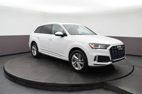 2020 Audi Q7 for sale at M & I Imports in Highland Park IL