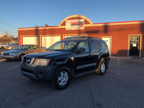 2005 Nissan Xterra for sale at Family Auto Finance OKC LLC in Oklahoma City OK