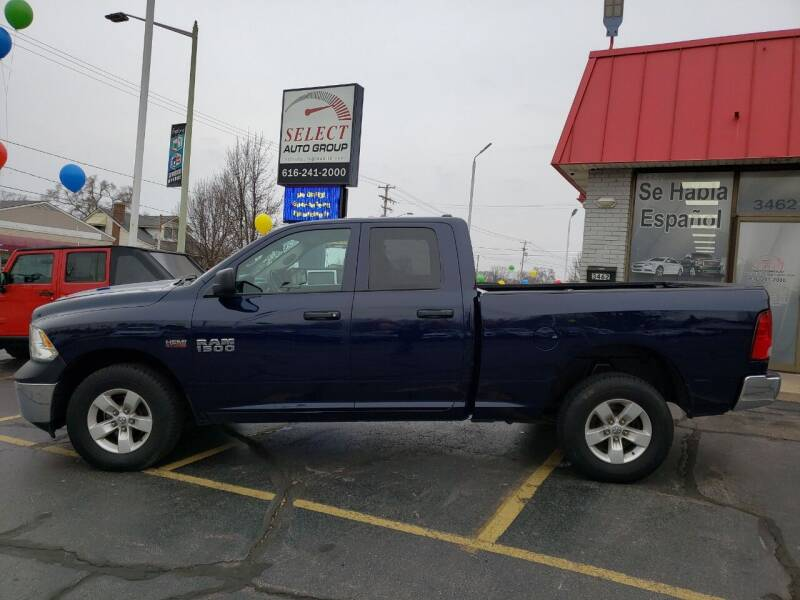 2015 RAM Ram Pickup 1500 for sale at Select Auto Group in Wyoming MI