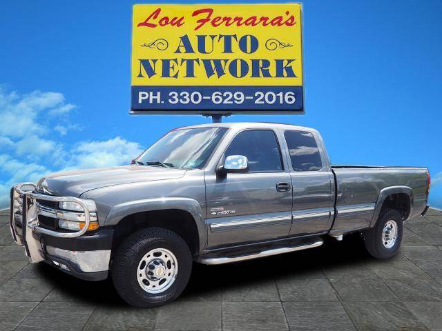2001 Chevrolet Silverado 2500HD for sale at Lou Ferraras Auto Network in Youngstown OH