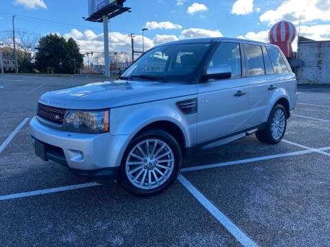 2010 Land Rover Range Rover Sport for sale at PA Auto World in Levittown PA