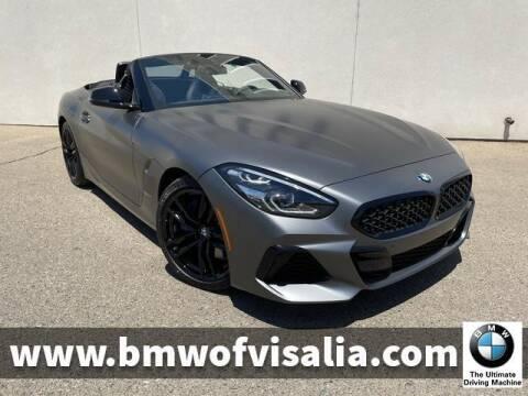 2021 BMW Z4 for sale at BMW OF VISALIA in Visalia CA