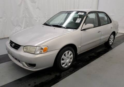 2002 Toyota Corolla for sale at Green Light Auto in Sioux Falls SD
