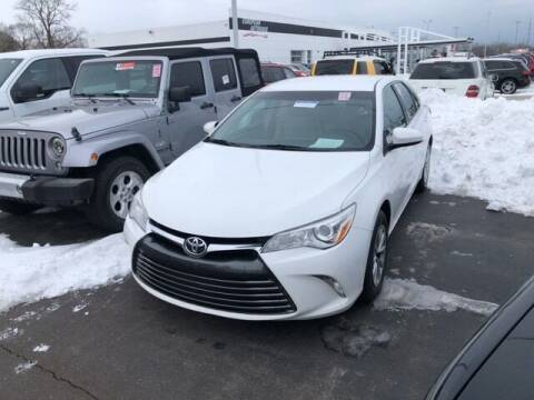 2016 Toyota Camry for sale at BORGMAN OF HOLLAND LLC in Holland MI
