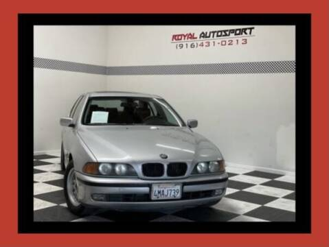 2000 BMW 5 Series for sale at Royal AutoSport in Sacramento CA
