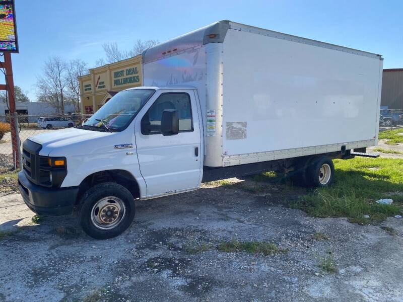 2013 Ford E-Series Chassis for sale at Double K Auto Sales in Baton Rouge LA