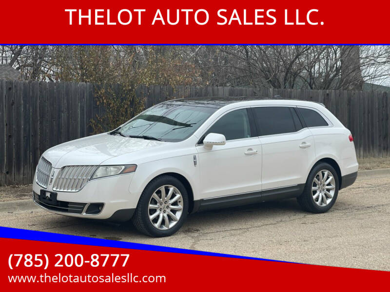 2010 Lincoln MKT for sale at THELOT AUTO SALES LLC. in Lawrence KS