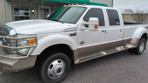 2015 Ford F-350 Super Duty for sale at Haigler Motors Inc in Tyler TX