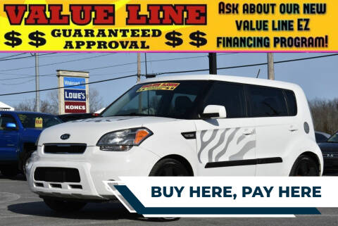 2011 Kia Soul for sale at Broadway Garage of Columbia County Inc. in Hudson NY