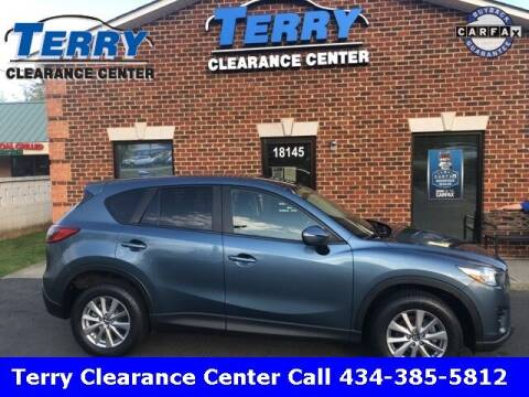 2016 Mazda CX-5 for sale at Terry Clearance Center in Lynchburg VA
