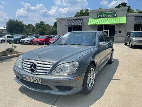 2006 Mercedes-Benz S-Class for sale at Cross Motor Group in Rock Hill SC