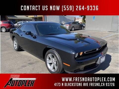 2019 Dodge Challenger for sale at Fresno Autoplex in Fresno CA