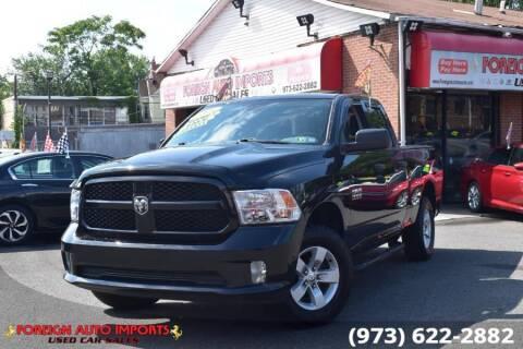 2018 RAM Ram Pickup 1500 for sale at www.onlycarsnj.net in Irvington NJ