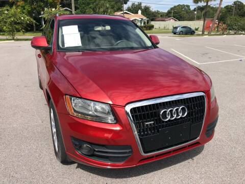 2010 Audi Q5 for sale at Consumer Auto Credit in Tampa FL