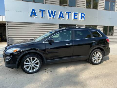 2011 Mazda CX-9 for sale at Atwater Ford Inc in Atwater MN