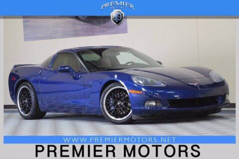 2006 Chevrolet Corvette for sale at Premier Motors in Hayward CA
