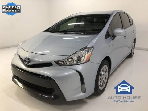 2016 Toyota Prius v for sale at AUTO HOUSE PHOENIX in Peoria AZ