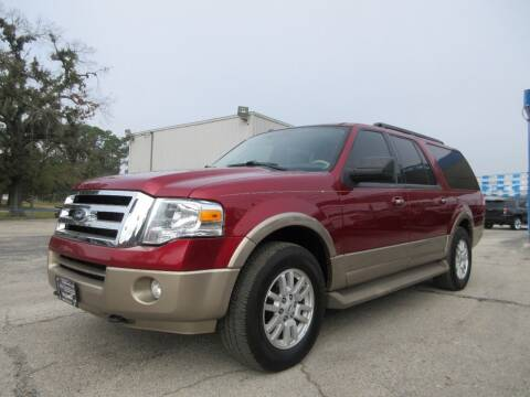 2014 Ford Expedition EL for sale at Quality Investments in Tyler TX