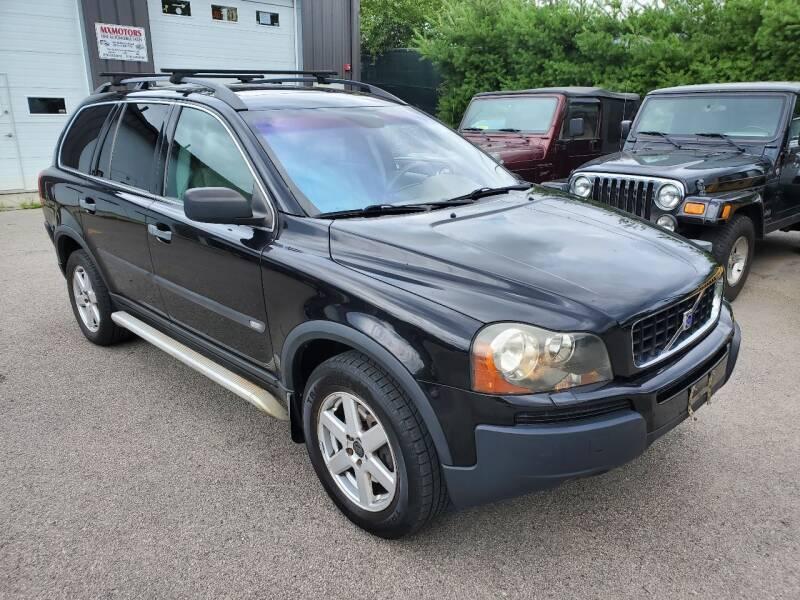 2004 Volvo XC90 for sale at MX Motors LLC in Ashland MA