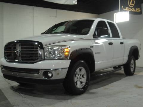 2008 Dodge Ram Pickup 1500 for sale at Ohio Motor Cars in Parma OH
