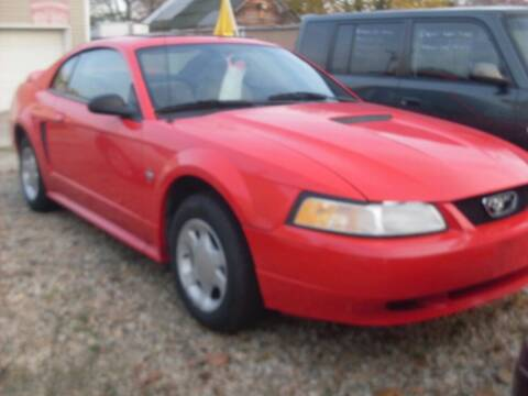 2000 Ford Mustang for sale at Flag Motors in Islip Terrace NY