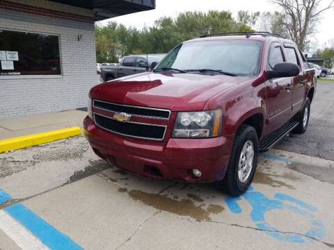 2008 Chevrolet Avalanche for sale at Motor City Automotive of Michigan in Flat Rock MI