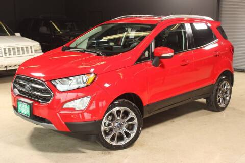 2021 Ford EcoSport for sale at AUTOLEGENDS in Stow OH