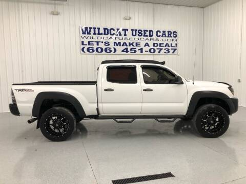2008 Toyota Tacoma for sale at Wildcat Used Cars in Somerset KY
