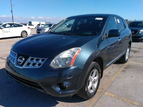2013 Nissan Rogue for sale at NORTH CHICAGO MOTORS INC in North Chicago IL