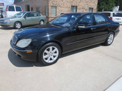2001 Mercedes-Benz S-Class for sale at Drive Auto Sales in Roseville MI
