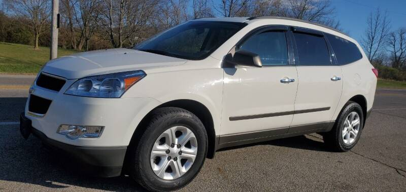 2012 Chevrolet Traverse for sale at Superior Auto Sales in Miamisburg OH