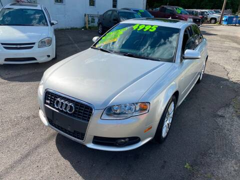 2008 Audi A4 for sale at Washington Auto Repair in Washington NJ