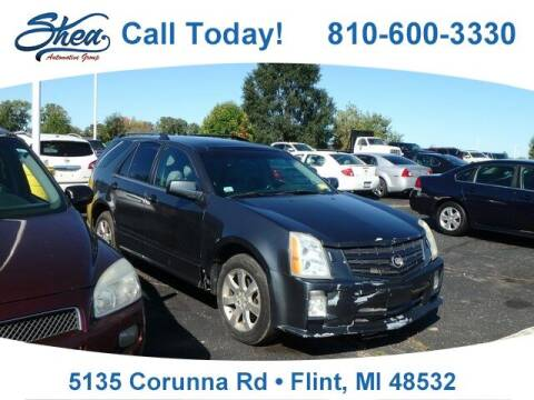 2007 Cadillac SRX for sale at Erick's Used Car Factory in Flint MI