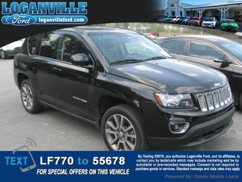 2015 Jeep Compass for sale at Loganville Quick Lane and Tire Center in Loganville GA