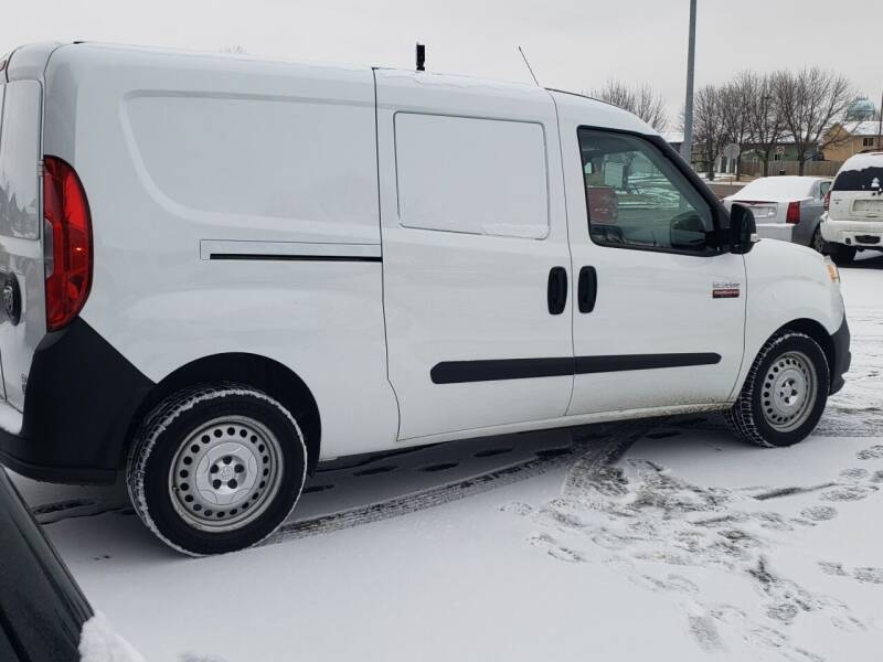 2015 RAM ProMaster City Cargo for sale at Geareys Auto Sales of Sioux Falls, LLC in Sioux Falls SD