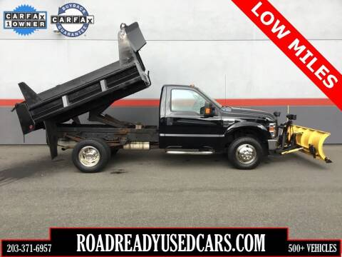 2009 Ford F-350 Super Duty for sale at Road Ready Used Cars in Ansonia CT