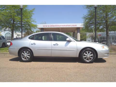2009 Buick LaCrosse for sale at BLACKBURN MOTOR CO in Vicksburg MS