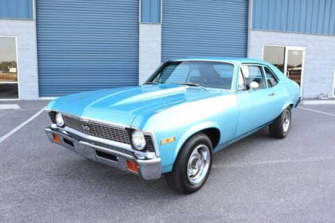 1970 Chevrolet Nova for sale at Classic Car Deals in Cadillac MI