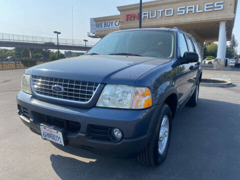 2003 Ford Explorer for sale at RN Auto Sales Inc in Sacramento CA