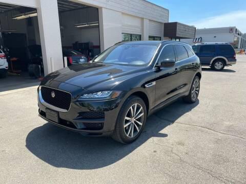 2018 Jaguar F-PACE for sale at Dean's Auto Sales in Flint MI