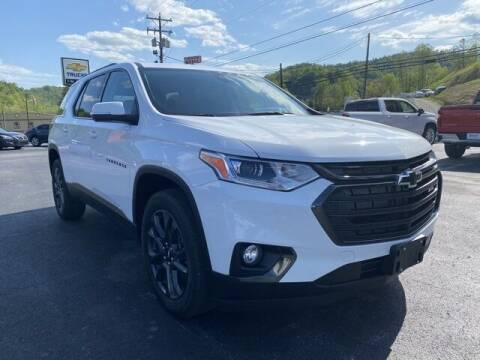 2021 Chevrolet Traverse for sale at Tim Short Auto Mall in Corbin KY