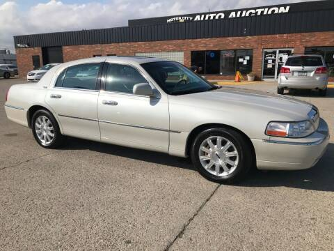 2006 Lincoln Town Car for sale at Motor City Auto Auction in Fraser MI